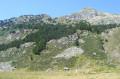 Pic d Auriol et cabane des Bésines