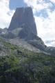 Refuge de la Tenerosa - Collado Valleju - Cabañas de Canero