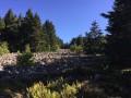 Le Meygal et le Pic du Lisieux depuis Monedeyres