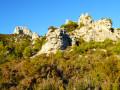 Pilon du Roi et rochers dolomitiques