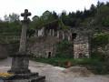 Place de La Croix à Joncels