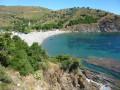 Cerbère par le sentier littoral et retour par le Puig Joan à Banyuls