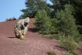 Plaine lunaire en arrivant au Puy de la Vache depuis Lassolas