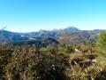 Tour du Mont Inarte par le Mont Cima