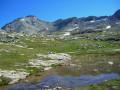Sommet du Petit Vallon par la Combe d'Étache