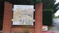 Plaque commémorative du maquis de St Lys