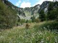 Lac Claret par la Cascade de l'Oursière