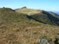 Plomb du Cantal vu du Puy du Rocher