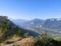 Point de vue depuis l'Aiguille
