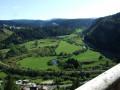 """Point de vue depuis le belvédère du """"Fer à Cheval"""""""