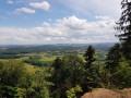 Point de vue sur l'Alsace