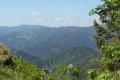 Point de vue sur le Ballon d'Alsace