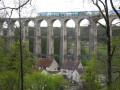 Ferme du Fays et Viaduc de Chaumont