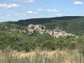 Point de vue sur les châteaux de Bruniquel