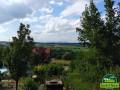 Point de vue sur les Vosges