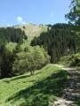 La Pointe d'Orcière (1750m)