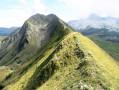 Du Col de la Colombière à la Pointe d'Almet par une histoire de crêtes