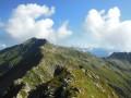 Pointe des Marmottes Noires sommet 2339m.