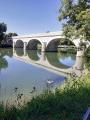Pont de Bourg  Charente