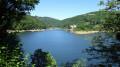 Pont de la Devèze et lac de Sarrans