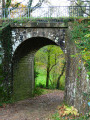 Pont de la voie verte
