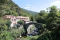 Pont de pierres sur la Lentilla