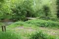 Pont de pierres sur le Lambon