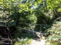 Pont enjambant le Bayehon