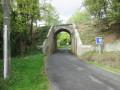 Pont sous la piste cyclable
