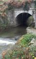 Pont sous la route des Sables
