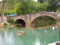 Salernes - la cascade - Chapelle de Sollies