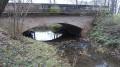 Pont sur la rivière Autruche entrée de Denney