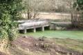 Pont sur la rivière Seugne