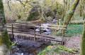 Pont sur le ruisseau de la Brauze