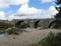 Le Pont de Monvert: vers le pont du Tarn