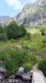De Roche Rousse à Prapic par les lacs d'Orcières et des Pisses