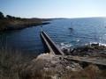 Du port de Brigneau par l'Île Percée