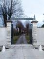 Portail d'entrée du parc N.Larbaud