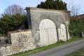 Portail d'une ancienne ferme saintongeaise