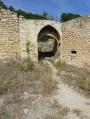 Porte d'entrée de Villevieille