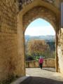 Tour des remparts de Valence-sur-Baïse