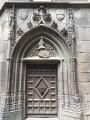 Porte du château ...