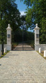 Porte du parc du château de Saran