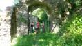 Porte fortifiée du village de Sénégats