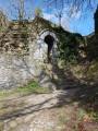 Porte près de la Tour Salamandre