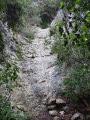 Petit Luberon : Vallon de l'Arc - Vallon de Sanguinette