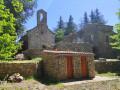 Le hameau de Cézas et le Prieuré Saint-Martin