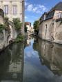 Le Canal de Briare entre Montargis et le Moulin Bardin