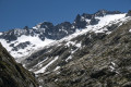 Quelques sommets mythiques de l'Oisans...