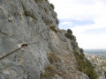 Le Sentier des Échelles du Mont Gaussier